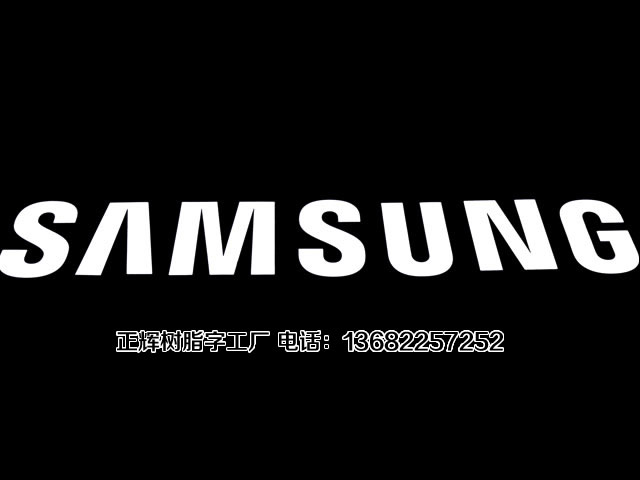 <b>40CM SAMSUNG luminous word</b>
